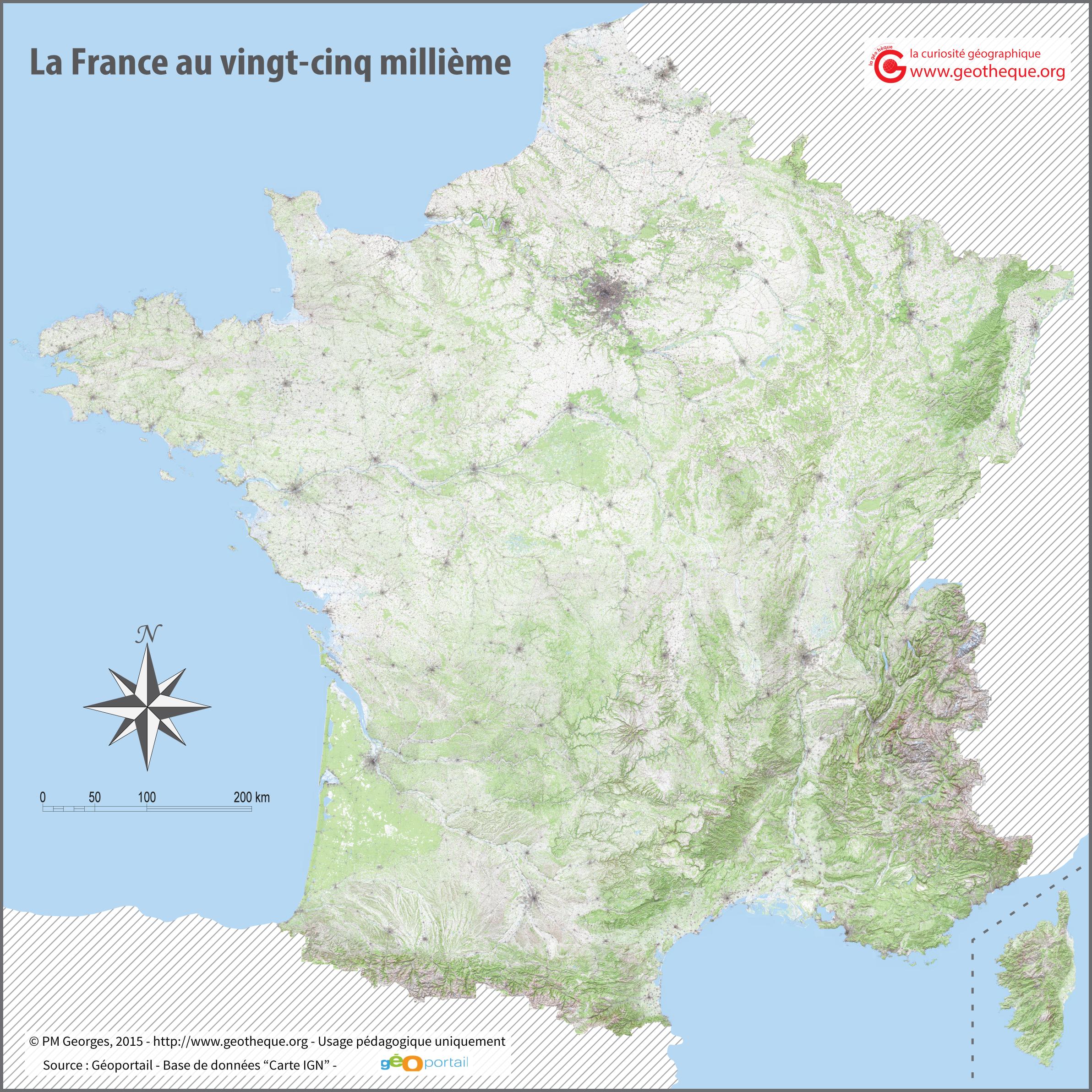 Carte_France_25000_Ecran